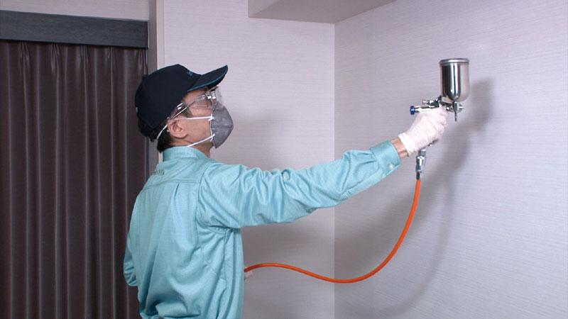 光触媒抗菌加工サービス